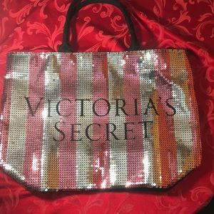 NWT Victoria Secret Tote Bag